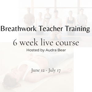 Breathwork Teacher Training